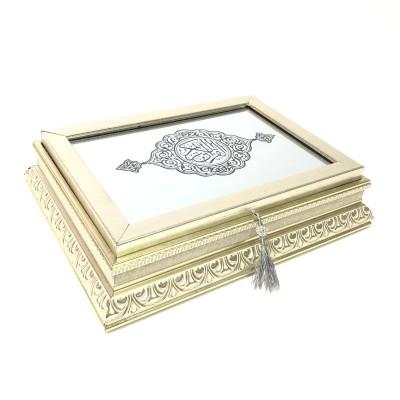 Kuran-ı Kerim Kutusu (Gümüş)