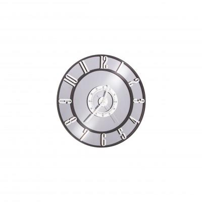 Lostra Duvar Saati Gümüş