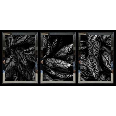 Yaprak Aynalı Tablo